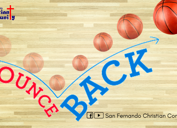 Bounce-Back from The Setback