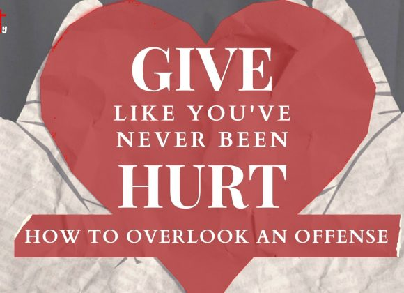 Give Like You've Never Been Hurt