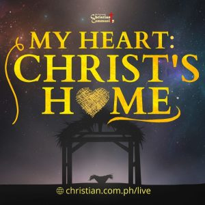 My Heart: Christ's Home
