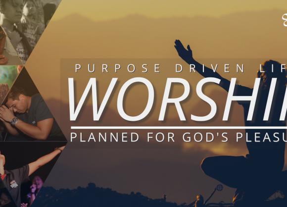 Purpose Driven Live: Worship