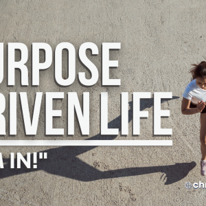 The Purpose Driven Live: I'm In