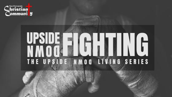 Upside Down Fighting Part II