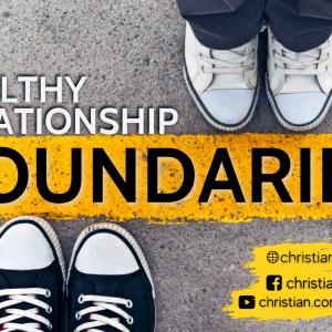 Remote Control Part 5 – Healthy Relationship Boundaries