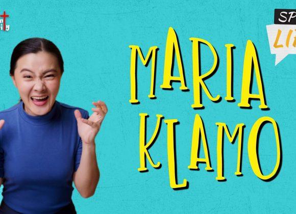 Speak Life Part 3: Maria Klamo